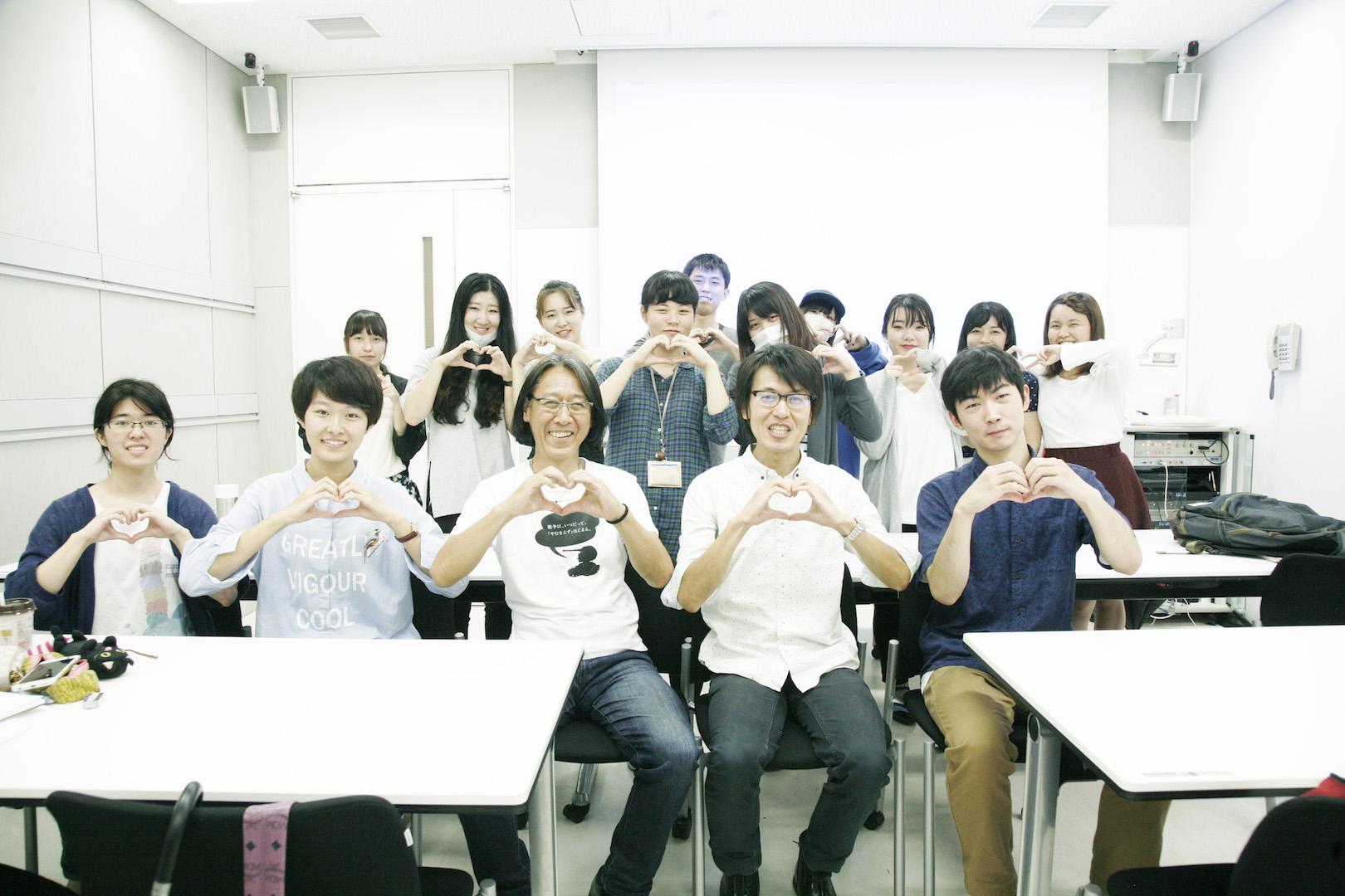 【レポート】東京工芸大学芸術学部 福島研究室でPOZIプランナー丸原が特別講義