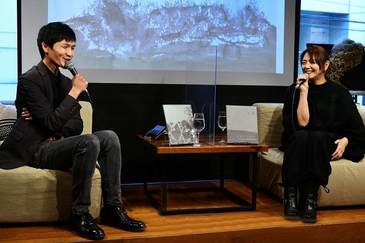 【レポート】長田真作×小泉今日子が「子どものアート脳を育てる」 をテーマに熱く語り合いました!