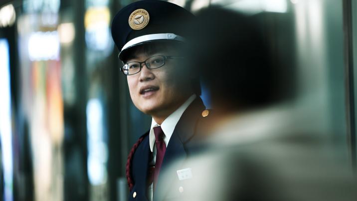 渋谷の安全を見守る、東急セキュリティのPRムービーを企画・制作