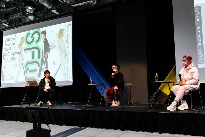 QWS×POZI渋谷ファッションウイーク公式企画「ファッションの本質を問う」 ワークショップとトークイベントを開催!