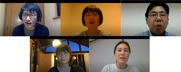 Refill Japan オンラインカフェVol.1 「水道水に感謝! 蛇口の向こう側、地球の向こう側」レポート